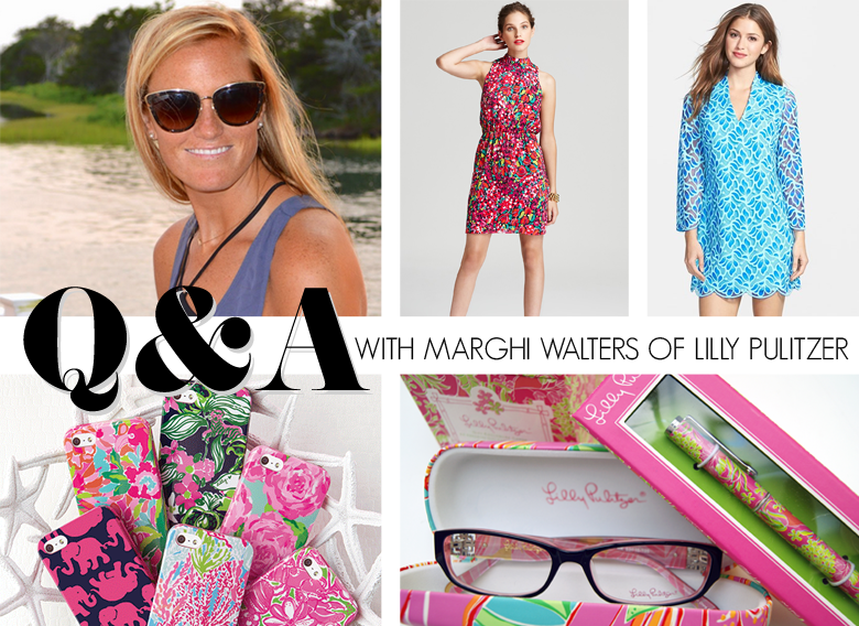walters associate producer at lilly pulitzer trend tribe the blog